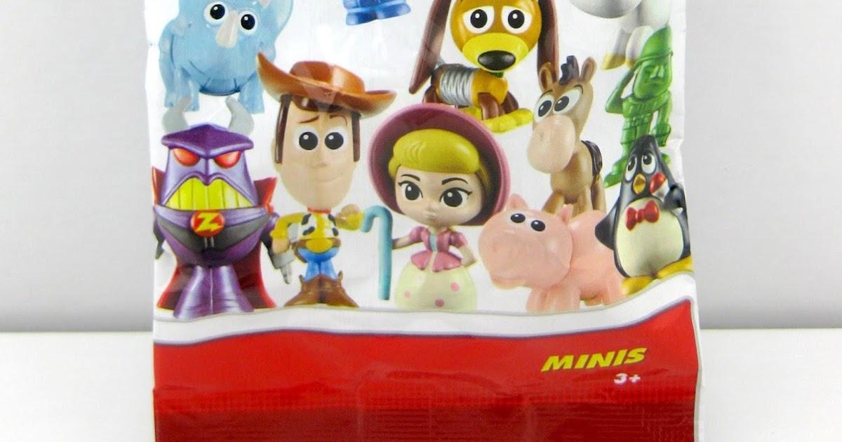 Dan The Pixar Fan Toy Story Mattel Quot Minis Quot Blind Packs