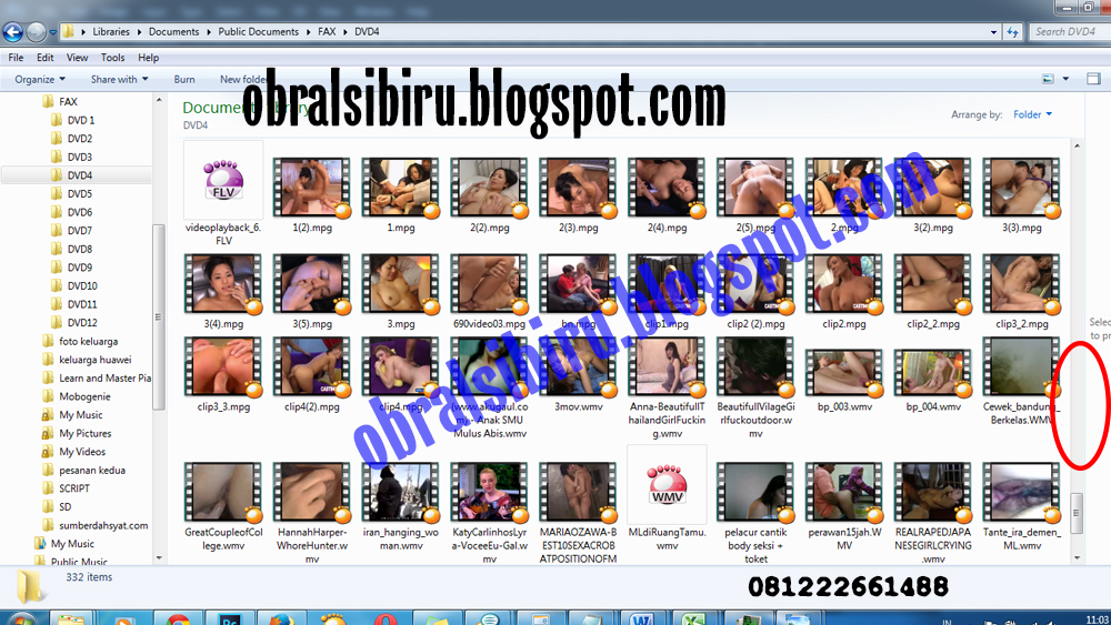 dvd porno Jual