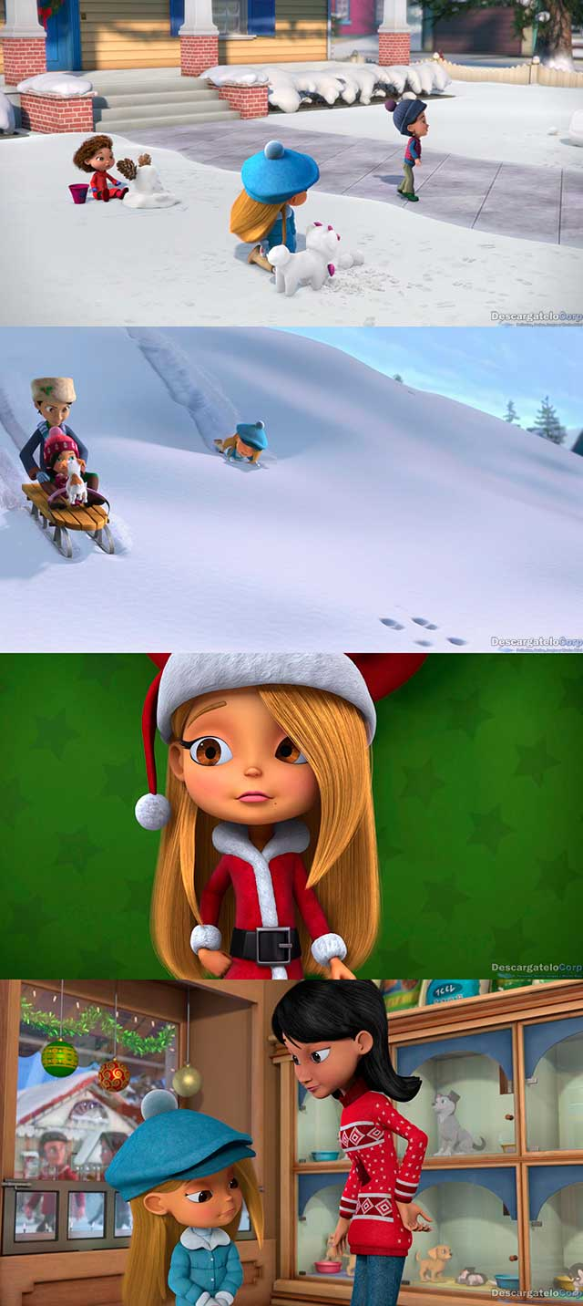 Mariah Careys All I Want for Christmas Is You (2017) HD 720p Latino