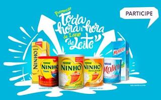 Cadastrar Promoção Leite Ninho 2018 Nestlé Um Ano Leite Grátis