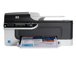 HP J4580 Printer Drivers Download for Windows