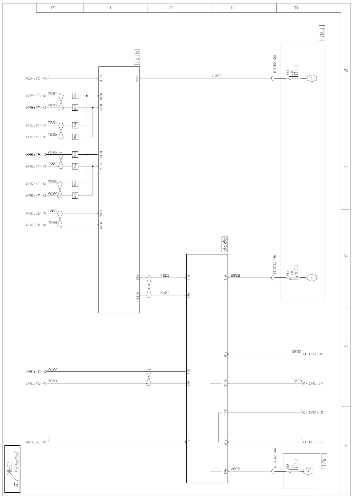 wiring diagrams renault trucks t euro virenault truck wiring diagram 3 [ 1133 x 1600 Pixel ]