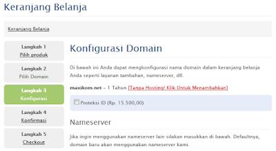 Cara Membeli Domain dan Hosting Untuk Membuat Website
