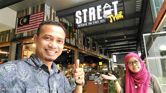 Streat Thai Jaya One, restoran thai, Khir Khalid,