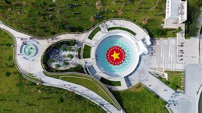 khu tưởng niệm Gạc Ma