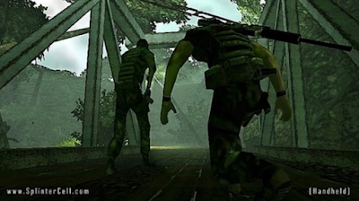 Game Tom Clancys Splinter Cell Essentials PPSSPP CSO Full Version Free Download