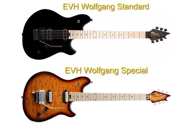 Evh Wolfgang Standard Vs Evh Wolfgang Special