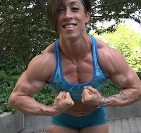 Female bodybuilding and fitness motivation Female bodybuilding