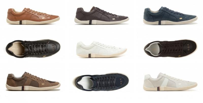 Novos modelos de sapatos Osklen 2014