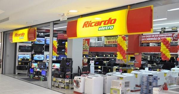 Ricardo Eletro contrata Auxiliar Administrativo no Rio