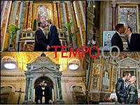 HEBOH Tempo Beritakan Pembubaran Pesta Gay di Vatikan, Ini Reaksi Paus Fransiskus