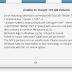 Cara Mengatasi Error mounting /dev/sda1 di Linux