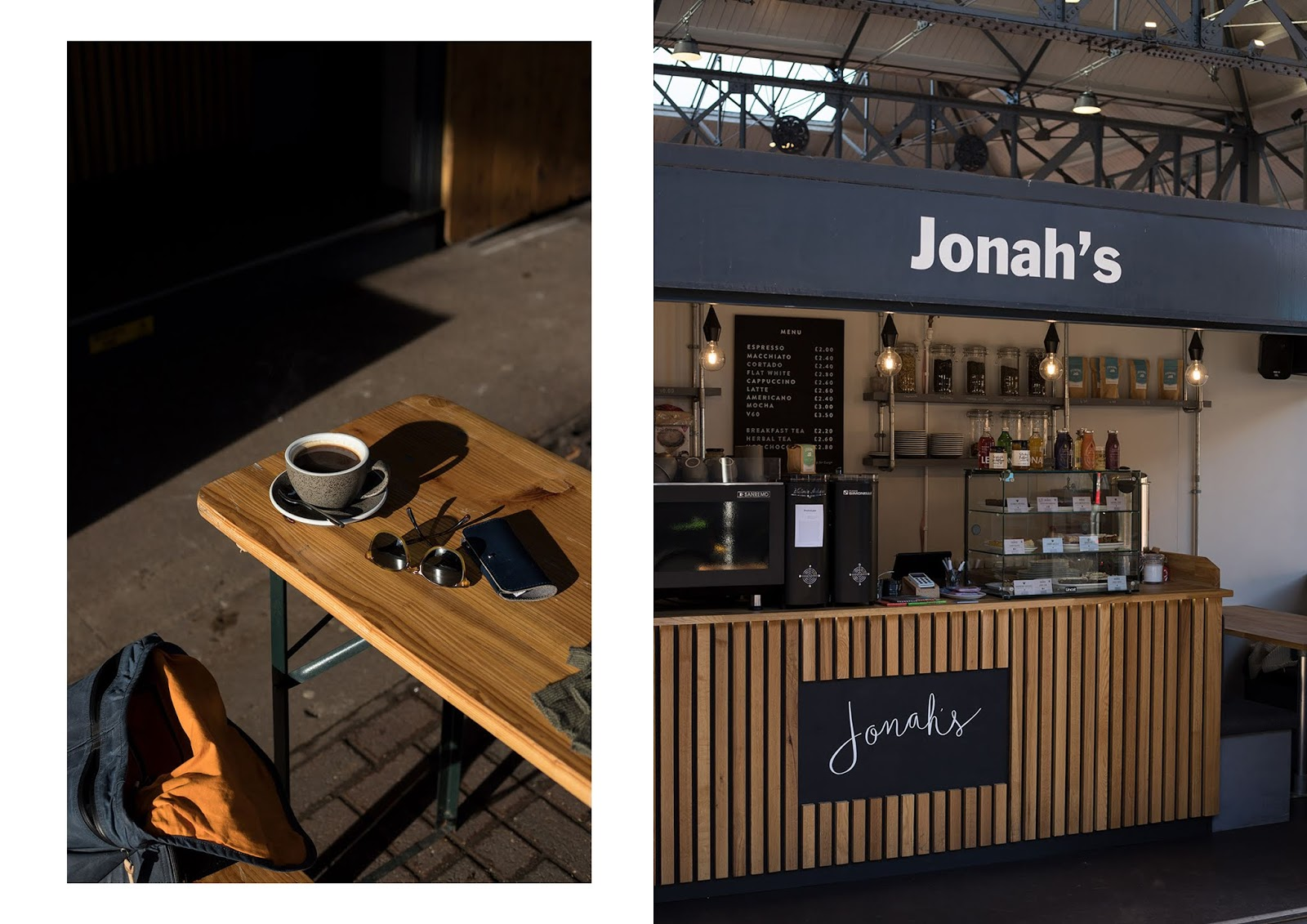 9155aff29c754 Jonah's Coffee Bar, Preston | Buckets & Spades | Bloglovin'