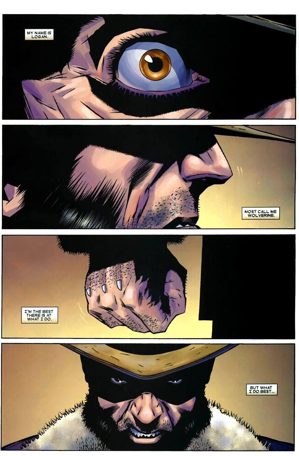 Read online Wolverine (2003) comic -  Issue #49 - 2