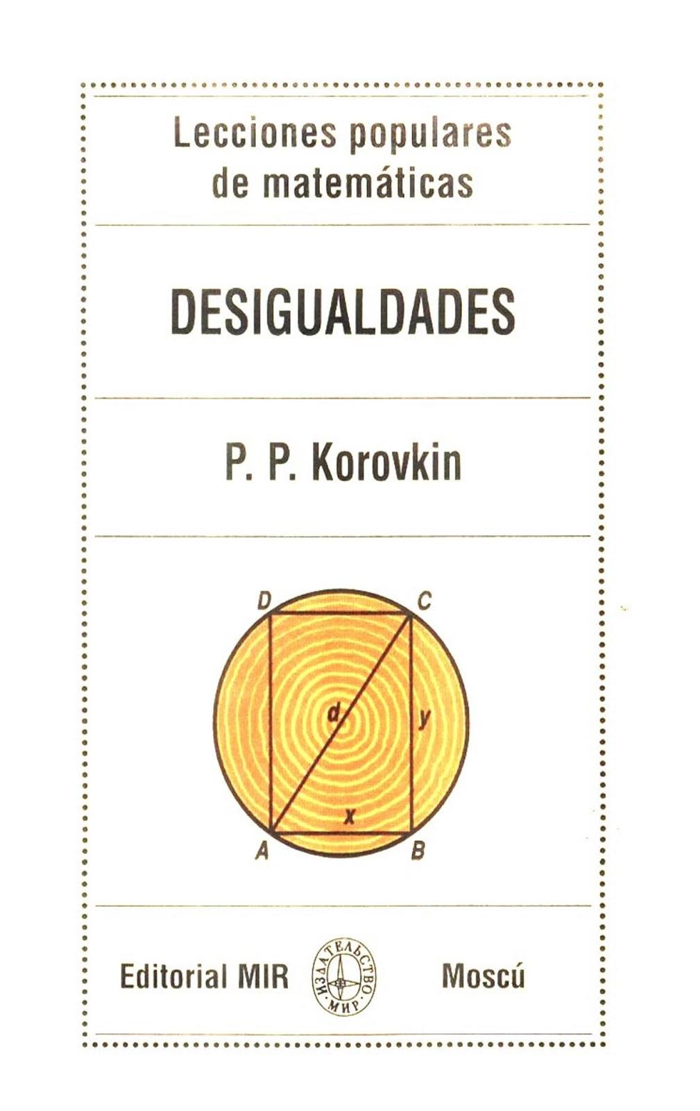 Desigualdades – P. P. Korovkin