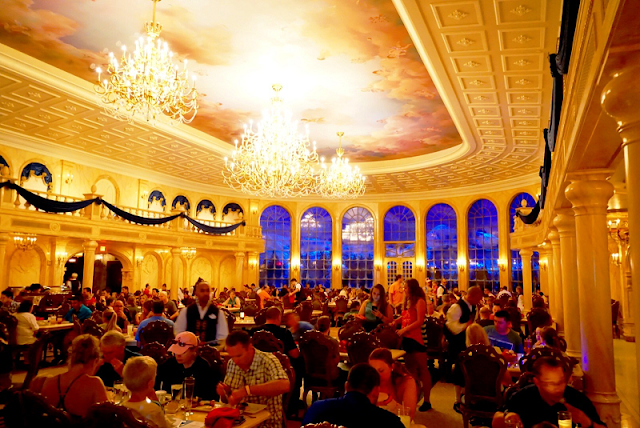 Restaurantes do Magic Kingdom em Orlando