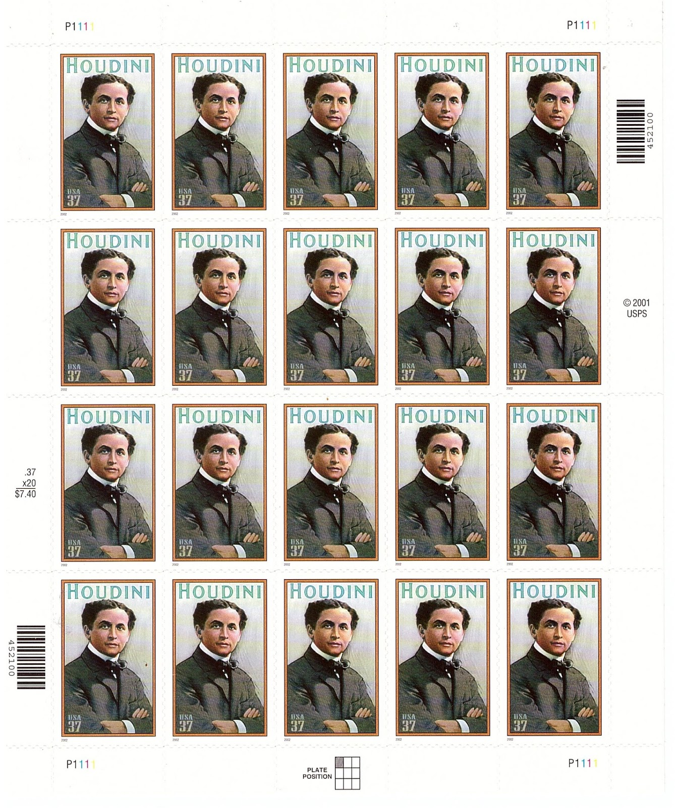 Philaquely Moi: Stamps with Hidden image - Update