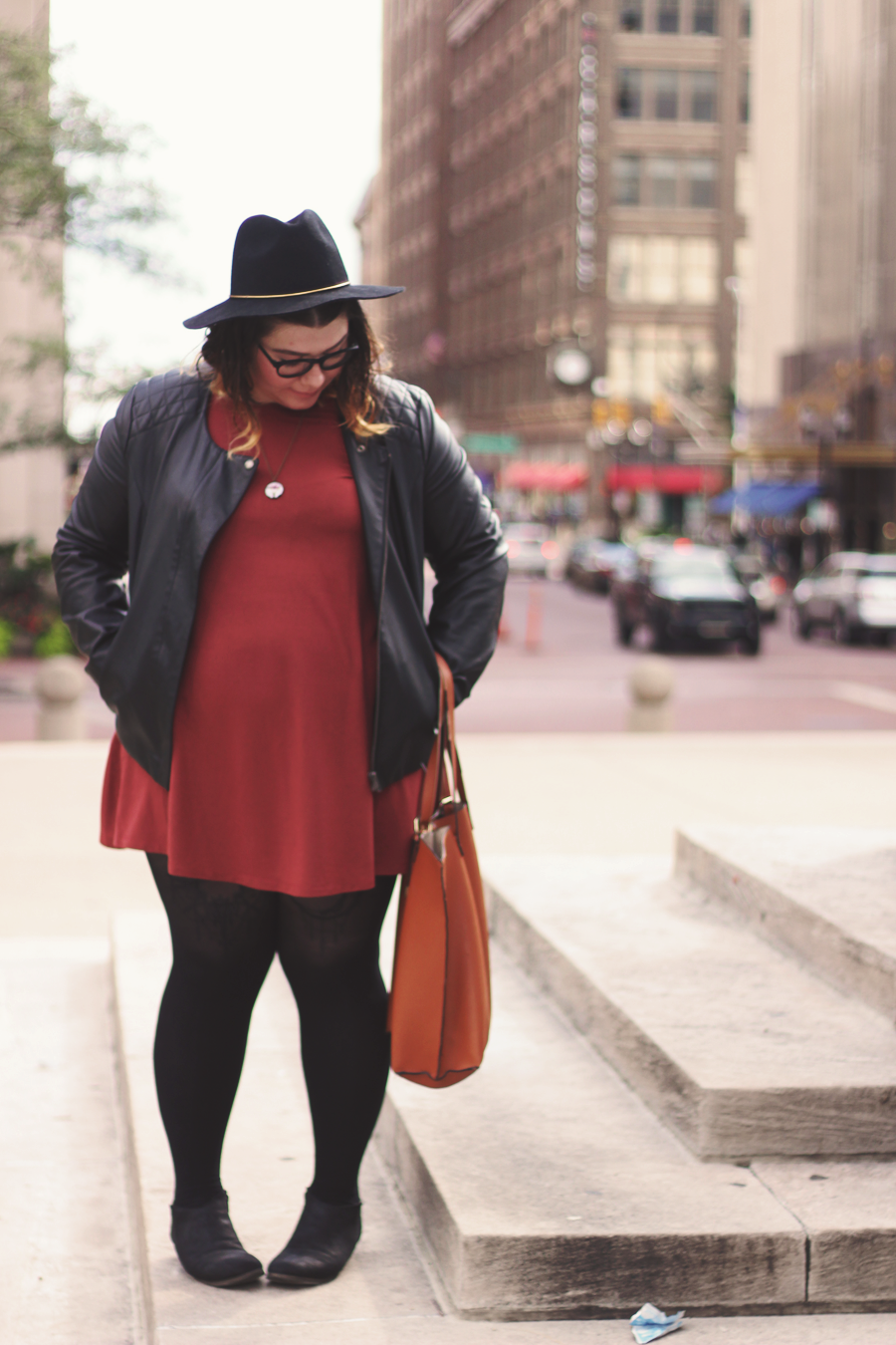 fall outfit, fall fashion, city style