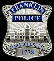 Letter from Chief Lynch to the community of Franklin