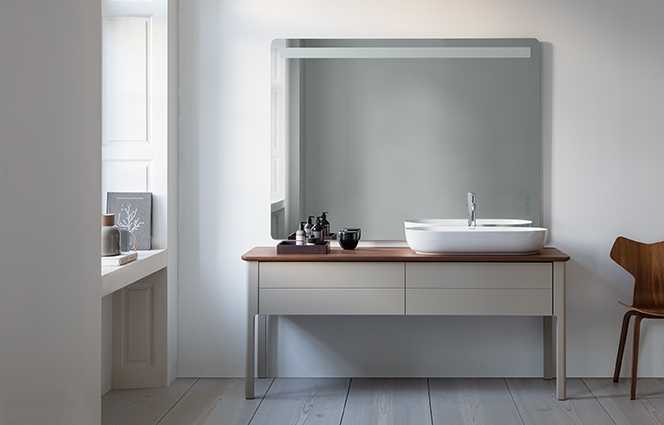 Waschtisch 60x40 T.d.c: Duravit Embraces Nordic Style In A New Collection