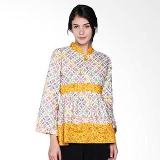 Baju Batik Etnik Modern Terbaru 2016