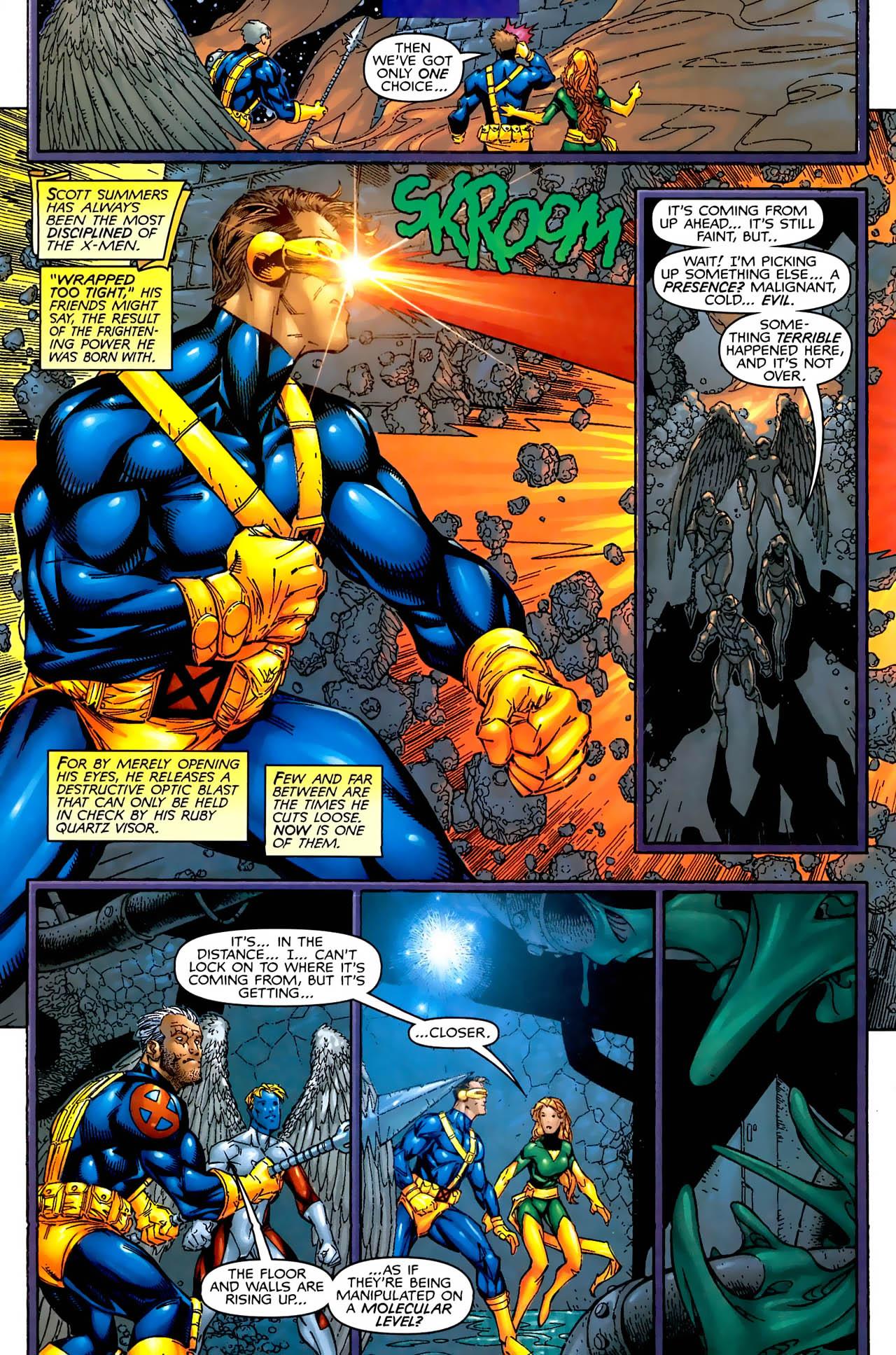 Read online Astonishing X-Men (1999) comic -  Issue #1 - 12
