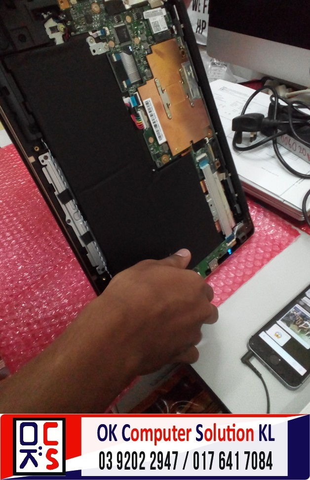 [SOLVED] HINGE BENGKOK ACER | REPAIR LAPTOP CHERAS 4