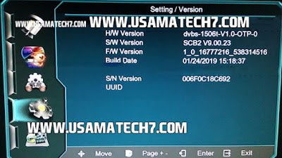 1506t SCB2 New Software GODA Server, DSCAM OK