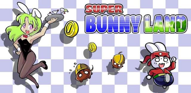 Super Bunny Land v1.0.2 Mod (Unlimited Coins) Apk Game Download
