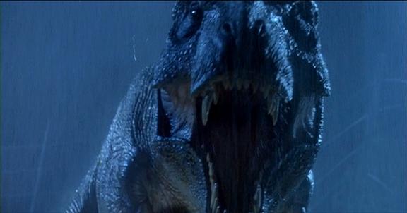 Jurassic Park T Rex Roar SonjebasaLand: ...