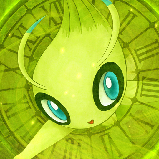 Celebi Wallpaper Engine