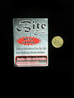 toko sulap jogja Coin Bite Magic