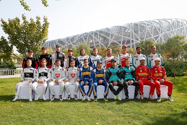 Ya comienza la segunda temporada de la Fórmula E