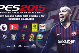 How to Download Patch for Update Games PES 2015 PC Laptop