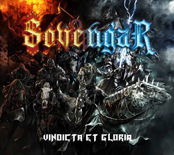Sovengar - Vindicta Et Gloria - album - cover