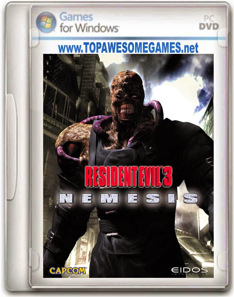 Resident Evil 3 Game Free Download