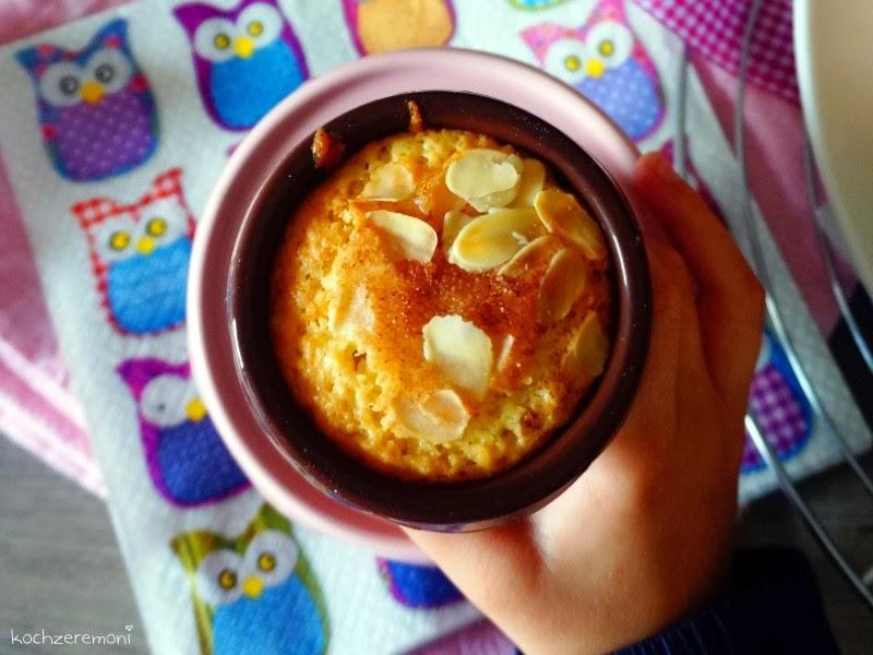 Kochzeremoni Schwedischer Apfel Karotten Kuchen Mit Mandel Zimtkruste