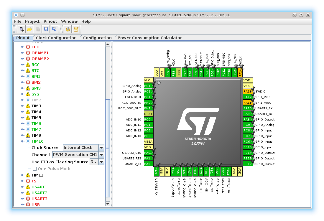 Embedded Den: First steps with stm32l152c-discovery  First