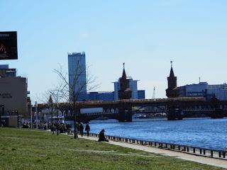 Oberbaum bridge berlino