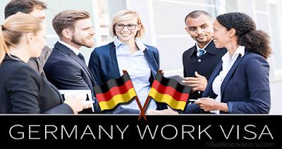 How to Get Germany Work Visa