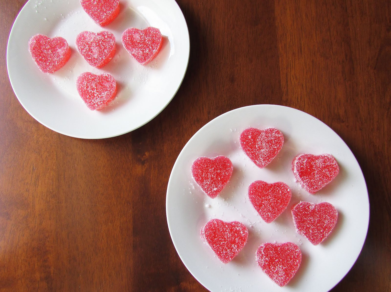 Homemade Heart Shaped Gumdrops + A Little Backstory
