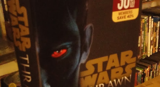 Star Wars Book Club: Thrawn Review