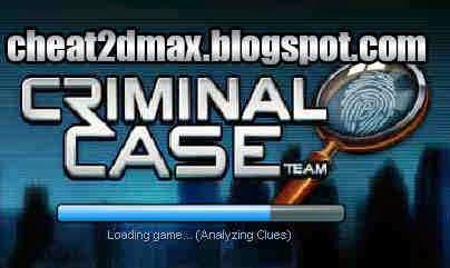 Criminal Case Cheat