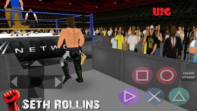 Wrestling Revolution 3D WWE 2K18 MOD APK3