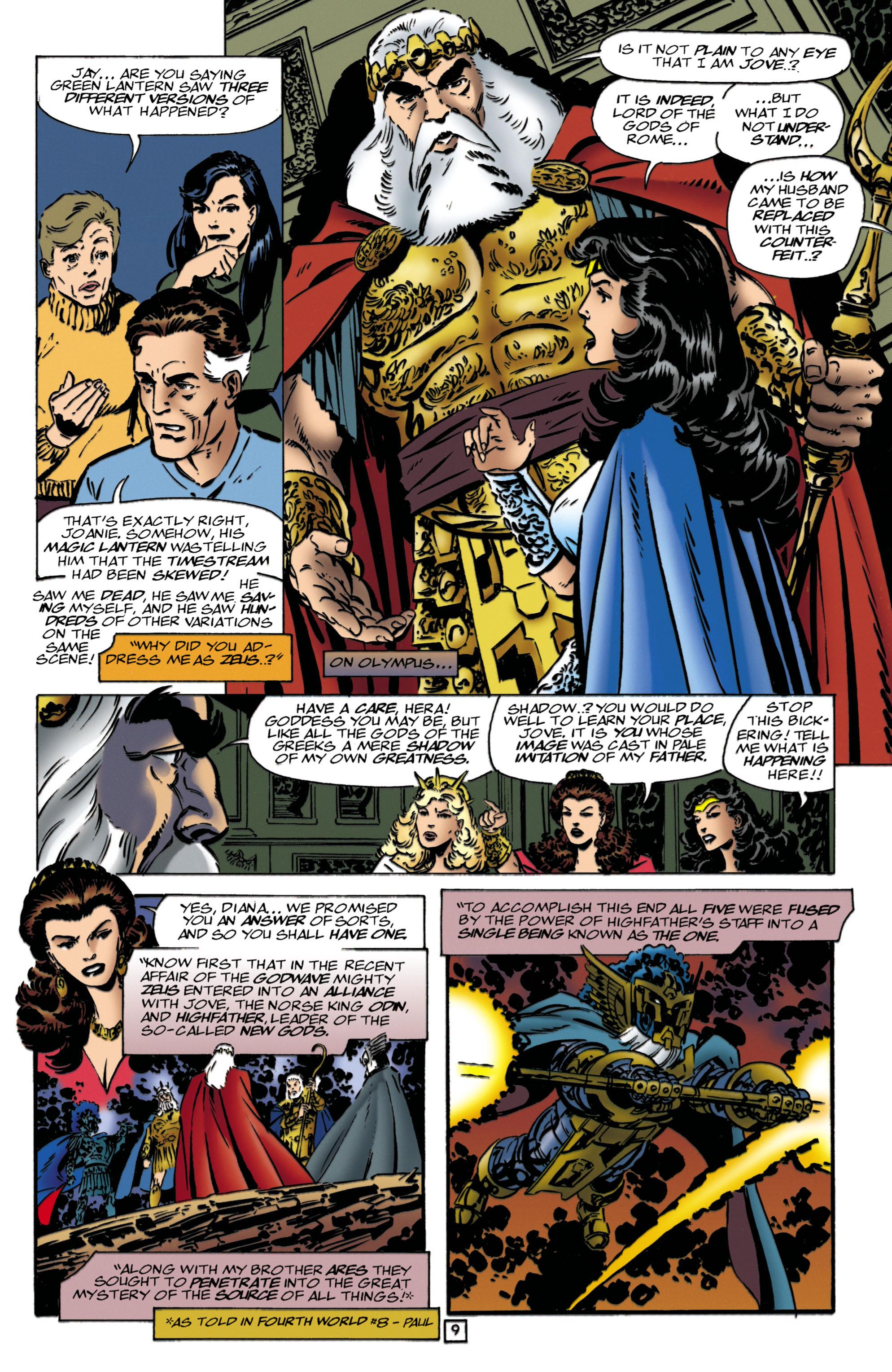 Read online Wonder Woman (1987) comic -  Issue #131 - 9