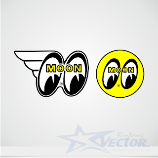 MOONEYES Logo Vector cdr Download