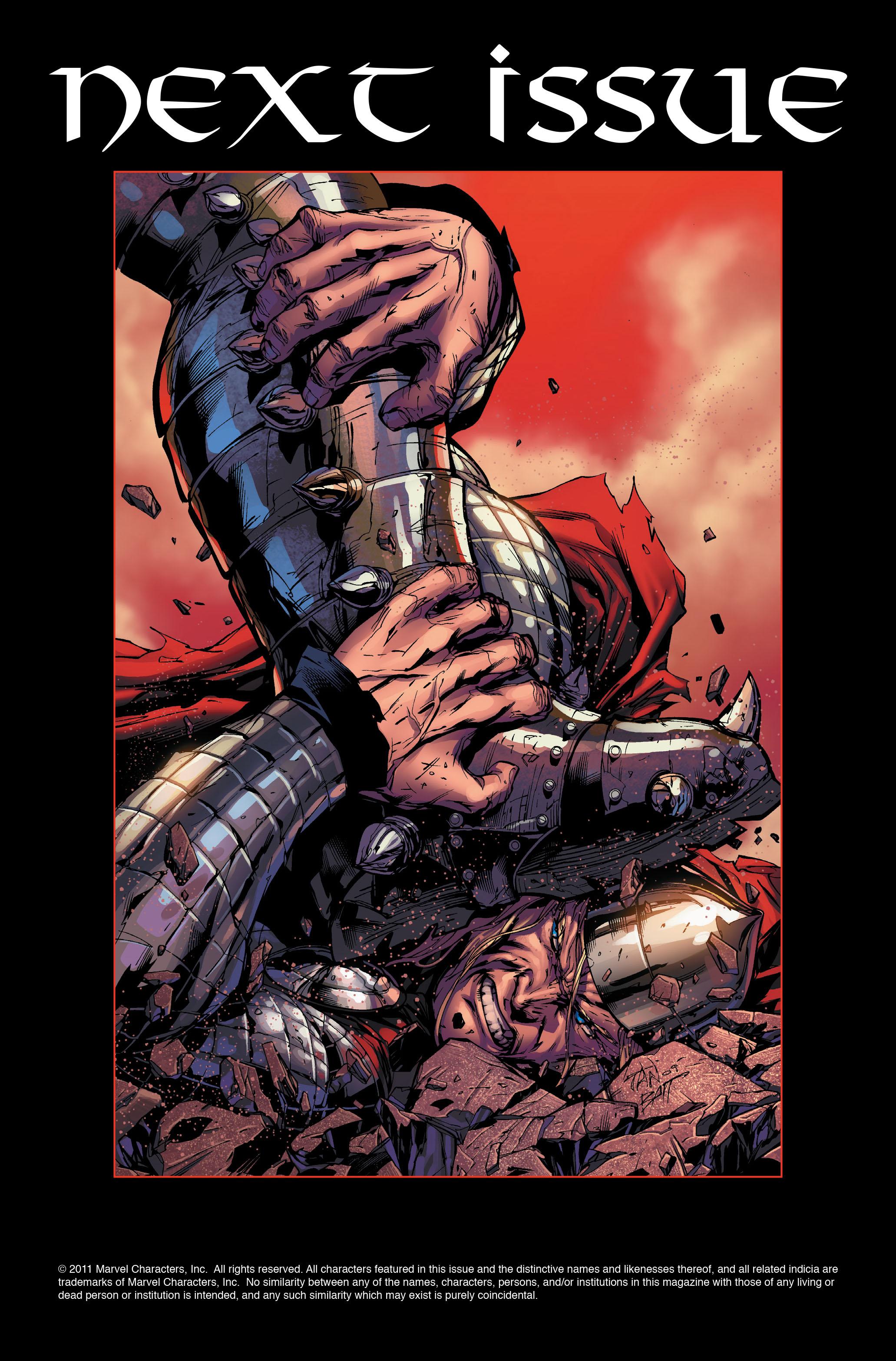 Thor (2007) Issue #605 #18 - English 25