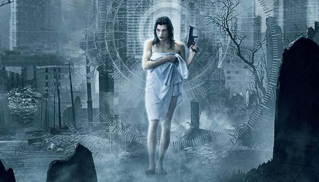 Film Resident Evil Bercerita Tentang