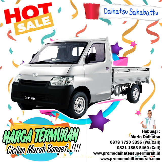 daihatsu gran max pick up