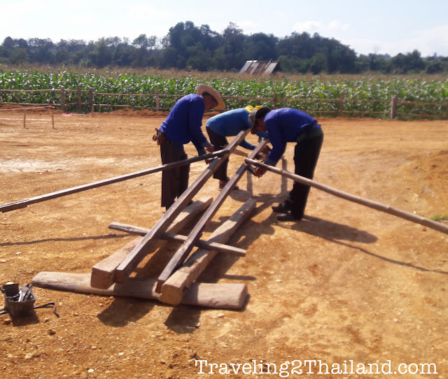 Building a house in Thailand